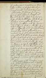 A Memorial Of Observations In Jamaica from Jan 10th 1670 to June 12th 1673 reverse